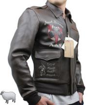AVIREX(アヴィレックス)25(羊革)
