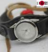 レザーハウス製作腕時計手縫いレディース