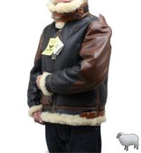 AVIREX(アヴィレックス)VINTAGE B-3 SHEEP SKIN (ムートン羊革)