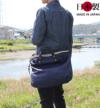 丸いフォルムのデカショルダーバッグ