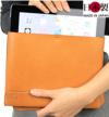 iPadノートパッドフォルダー(牛革)
