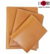 クラシックな革ノートパッドホルダー(牛革)A5サイズ