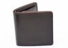 肌なじみの良いナチュラルオイルレザー二つ折り財布(牛革)