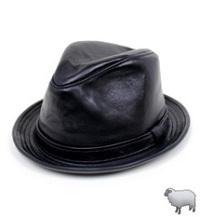 Schott(ショット)レザーハット(羊革)