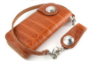 最上級のオーラと品格を兼ね備えたクロコダイル財布(鰐革)