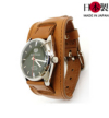 革ベルトと時計セット(ハード)
